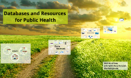 Databases and Resources for Public Health