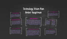 Technology Vision Plan