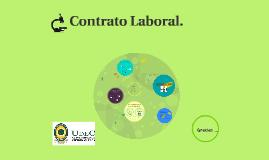 Contrato Laboral.
