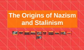 The Origins of Nazism
