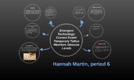 Emergent Technology: Current Event