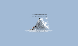 Search for the Hero