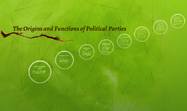 Copy of The Origins and Functions of Political Parties