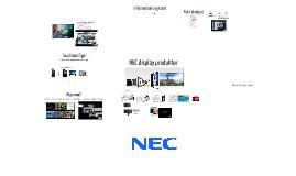 NEC produkt gennemgang