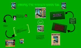 Copy of AMONG THE HIDDEN BOOK Talk