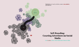 Self-Branding: Courting Advertisers on Social Media