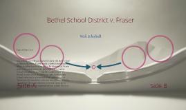 Bethel School District v. Fraser