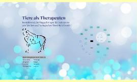 5. PK - Tiere als Therapeuten