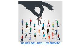 FASES DEL RECLUTAMIENTO
