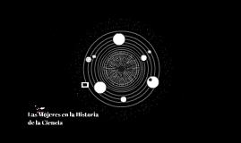 Las Mujeres en la Historia de la Ciencia