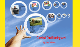 Copy of Classical Conditioning Ads