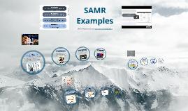 SAMR Examples by Jim Cash on Prezi