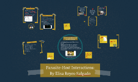 Parasite-Host Interactions: