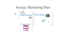 Kenya Marketing Plan