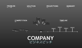 Copy of 無料テンプレート:ビジネスピッチその1(ポリゴン)