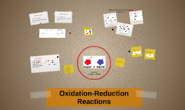oxidation-Reduction Reactions.
