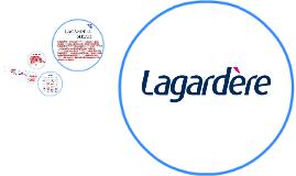 Lagardère – francuski holding, obecny w wielu krajach, na kt
