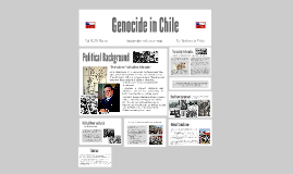 Genocide in Chile