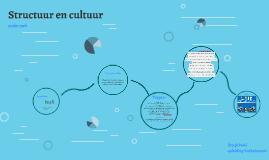 Structuur en cultuur