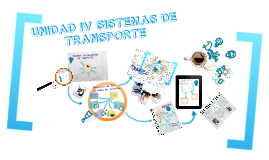 Copy of SISTEMAS DE TRANSPORTE UNIDAD 4