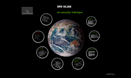 Islam= 2.größte Weltreligion