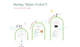 Major Probs