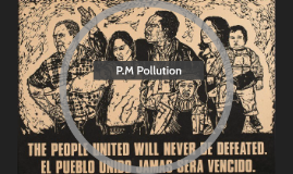 P.M Pollution