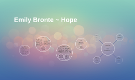 Copy of Emily Bronte ~ Hope
