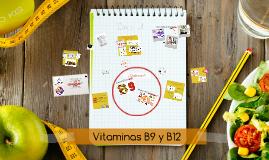 Vitaminas B9 y B12