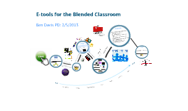 E-tools for the Blended Classroom