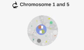 Chromosome 1 and 5