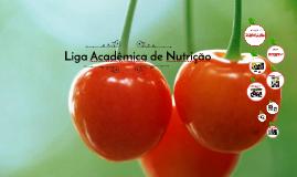 Liga Acadêmica de Nutrição