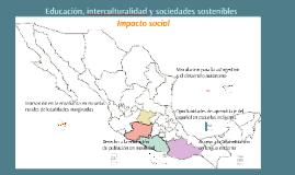 educación, interculturalidad y sociedades sostenibles