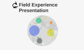 Field Experience Presentation