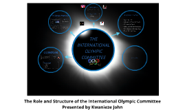 Copy of The IOC STRUCTURE