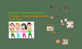 María Doña Aprendizaje Cooperativo
