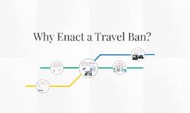 Why Enact a Travel Ban?