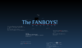 Meet the Fanboys 2015