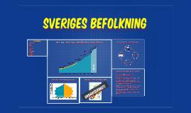 Sveriges befolkning