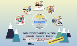 POLI PETROLCHIMICI IN ITALIA