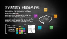 learner discipline