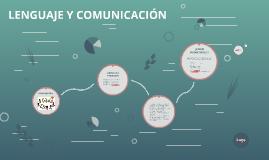 Copy of LENGUAJE Y COMUNICACIÓN
