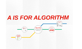 A Is For Algorithm (4/5)
