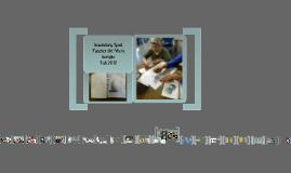 Secondary Level Teacher Art Work Sample