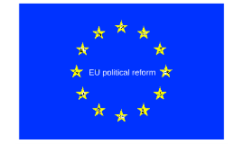 EU Political Reform