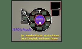 1970's Music