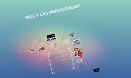 NIKE Y LAS PUBLICIDADES