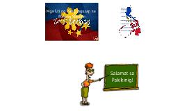 Report in Filipino