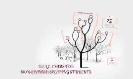 D.E.L.E. EXAMS FOR NON-SPANISH SPEAKING STUDENTS AND PROFFESSIONALS