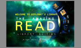 The Amazing Read - Library Edition
